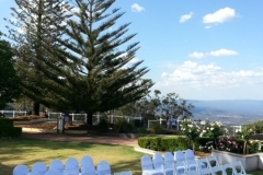 Rose Garden Weddings at Picnic Point Toowoomba