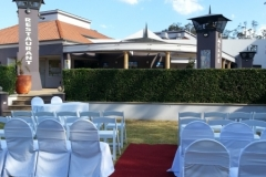 Outdoor weddings at Picnic Point