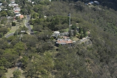 Picnic Point Toowoomba - Aerial